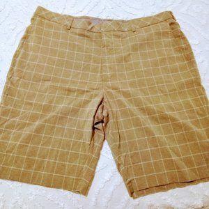 Walter Hagen Performance Golf Shorts Men's Size 42